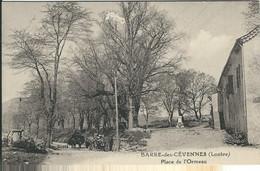 LOZERE : Barre Des Cevennes, Place De L'Ormeau - Altri Comuni