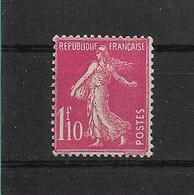 FRANCE  N°  238 ** NEUF SANS CHARNIERE - 1906-38 Semeuse Camée
