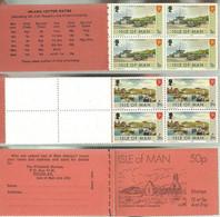 Isle Of Man 1974 Mi Mh O-7 MNH ( ZE3 IOMmhO-7b ) - Caballos