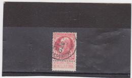 Belgie Nr 74 Tentoonstelling/Exposition ???? - 1905 Thick Beard