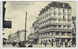 OSTENDE - Hôtel Régina - N° 10  E.C. - Oostende