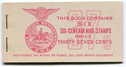 ETATS-UNIS CARNET DU PA 26a ** BI-MOTEUR   ( USA BKC 2 ) - 1941-80