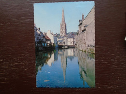 """Harfleur , L'église St-martin , Style Gothique Du XVe S. """""""" Beaux Timbre Et Cachets """""""" - Harfleur"""