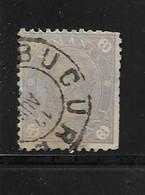 ROUMANIE 1891   YVERT N°91  OBLITERE - 1858-1880 Moldavia & Principality