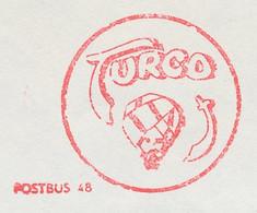 Meter Cover Netherlands 1986 Turban - Sword - Turco - Ede - Costumi