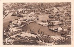 DUNKERQUE Le Port Vue Partielle Des Bassins   23 (scan Recto Verso)MF2773VIC - Dunkerque