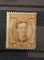 Alfonso XII Edifil 174. 5 Céntimos. Nuevo - Nuevos
