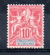 Océanie N°15 Neuf Sans Gomme - Unused Stamps