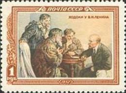 CCCP/URSS/RUSSIE/RUSSIA/ZSRR 1952** MI.1617**,ZAG.1669,YVERT.. - Unused Stamps