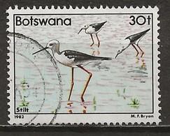 BOTSWANA: Obl., N° YT 463, TB - Botswana (1966-...)