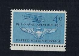 S-1105**US 1961**Scott #1185** Naval Aviation** 4 Cent  Mint NH - Nuevos