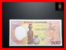 Central African Republic 500 Francs  1.1.1987  P. 14   UNC - Central African Republic