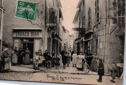 13 / BERRE / RUE DE LA REPUBLIQUE / TABACS BAR / TRES BELLE CARTE - Otros Municipios