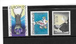 AUTRICHE  EUROPA  Neufs** - 1991-00 Cartas