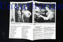 """►  Solidarité De VANVES  Chiffonniers De La Zone """"dits Biffins""""  - Coupure De Presse Originale Début XXe (Encadré Photo) - Documentos Históricos"""