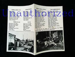 """► VANVES Chiffonnerie Soulier - Chiffonniers De La Zone """" - Coupure De Presse Originale Début XXe (Encadré Photo) - Documentos Históricos"""