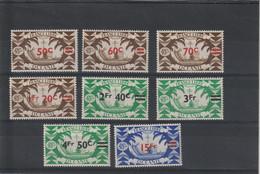 Océanie N° 172/179 - Unused Stamps