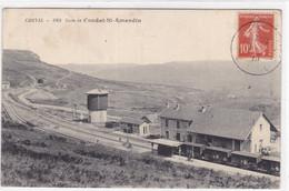 Cantal - Gare De Condat-St-Amandin - Other Municipalities