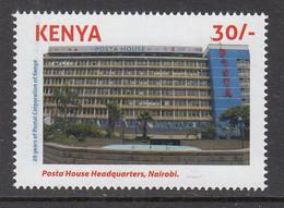 2020 Kenya  NEW ISSUE Postal Corporation Of Kenya Post Office  Complete Set Of 1 MNH - Kenia (1963-...)