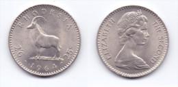 Rhodesia 2 1/2 Shillings/25 Cents 1964 - Rhodesia