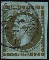 France Napoléon III Type I N°11 Année 1860 Oblitéré TB - 1853-1860 Napoleon III