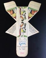 Collection Fromage Gerber Ligne Carton Image Decouper Plier Coller Soldat - Altri
