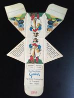 Collection Fromage Gerber Fantassin Carton Image Decouper Plier Coller Soldat - Altri