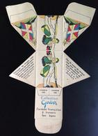 Collection Fromage Gerber Chasseur Carton Image Decouper Plier Coller Soldat - Altri