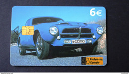 Spain - 2007 - 6 EUR - Mar:B-138 - Pegaso (1951) - Used - Look Scans - Coches