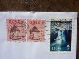3 Stamps Used - Usados