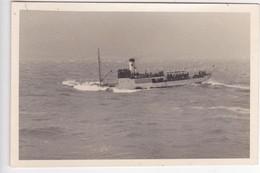 CRO2199  --  PB  ,,  STARIGRAD ,,   ( Ex LIKA ) --  SHIP, DAMPFER  --  REAL PHOTO PC - Croatie