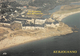 KERJOUANNO     Presqu'île De Rhuys, Le Domaine Des Remparts   17 (scan Recto Verso)MH2940 - Unclassified
