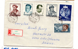 MAGYAR POSTA 1962  (RM 1701) - Briefe U. Dokumente