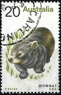 Australia 1974 - Mi 542 - YT 527 ( Fauna : Wombat ) - Used Stamps