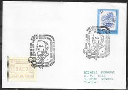 """AUSTRIA - SCOUTISMO -  ANNULLO SPECIALE """" 14.6.1986 - LINZ DONAU - 40 JAHRE LINZ XII UFFAHR - FRANZ SCHUCKBAUER"""" - 1981-90 Cartas"""