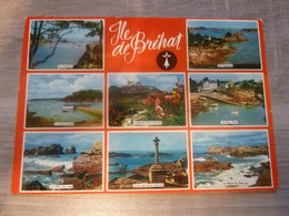 ILE-de-BREHAT - Multi-vues - Editions Du Gabier - Pierre Artaud Et Cie - Année 1975 - - Ile De Bréhat