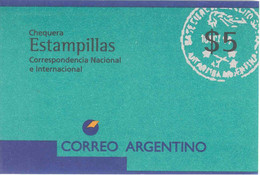 ARGENTINA 1995 Booklet 20, New Cover, Dark Green - Booklets