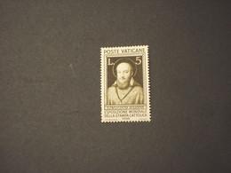 VATICANO - 1936 STAMPA CATTOLICA L. 5 - NUOVO(++) - Unused Stamps
