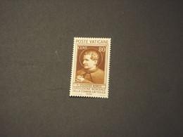 VATICANO - 1936 STAMPA CATTOLICA  80 C. - NUOVO(++) - Unused Stamps