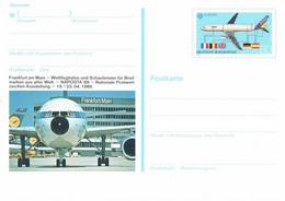 Germany - Ganzsache Postkarte Ungebraucht / Postcard Mint (f930) - Postales Ilustrados - Nuevos