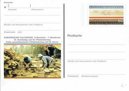 Germany - Ganzsache Postkarte Ungebraucht / Postcard Mint (f931) - Postales Ilustrados - Nuevos