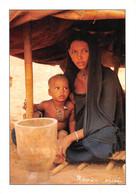 NIGER Vallée De L' AZAWAK Femme Et Enfant Targui   N° 6 \MK3033 - Niger