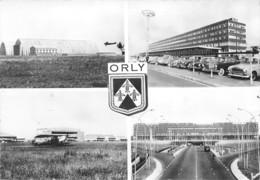 94 Aéroport De Paris-Orly Hier Et Aujourd'hui   N° 83 \MK3035 - Orly