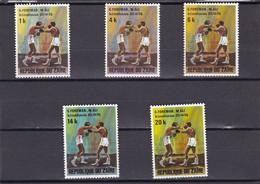 Zaire Nº 843 Al 847 - 1971-79: Mint/hinged