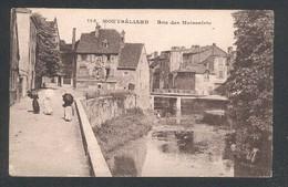 25 - Montbéliard - Rue Des Huisselets - Cachet Militaire Au Dos - Guerre 1914/1918 - Montbéliard