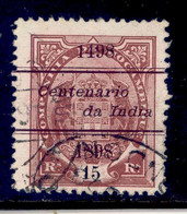 ! ! Mozambique Company - 1898 Elephants Coat Of Arms OVP Vasco Gama 15 R - Af. 32b - Used - Mozambique