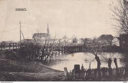 Nijemci 1920 - Niemci - Razglednica Pre 1918. Poslata 1920. - Retko - Vukovar - Slavonija - Croatie