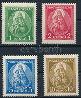 ** 1932 Nagy Madonna Sor (80.000) - Unclassified