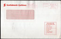 Argentina - 1999 - Lettre - Cachet Spécial - Affranchissement Mécanique - NINO Serv. Privado De Correos - A1RR2 - Cartas
