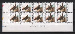 588 * BUZIN PRE Datumstrook * Nr 829 P6a * 19-5-92 * Postfris Xx - 1985-.. Pájaros (Buzin)